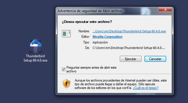 configuracion de email en ordenador windows apple